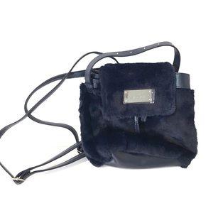 🆕  Swarovski Limited Edition Furry Mini Backpack NEW